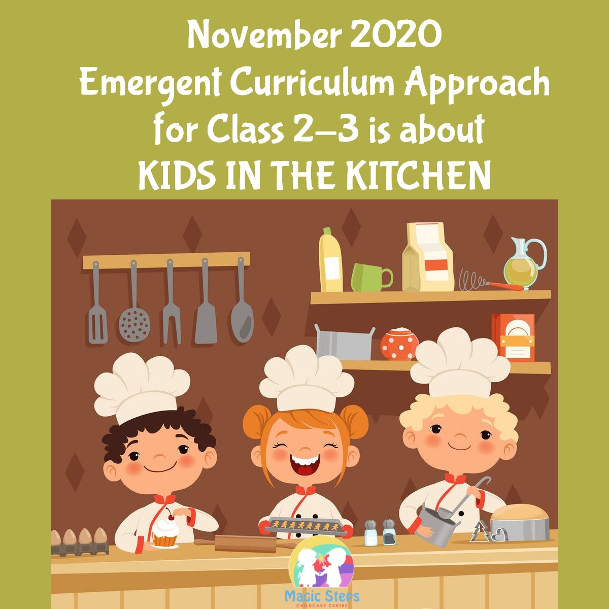 Project Approach November-2 to 3 class