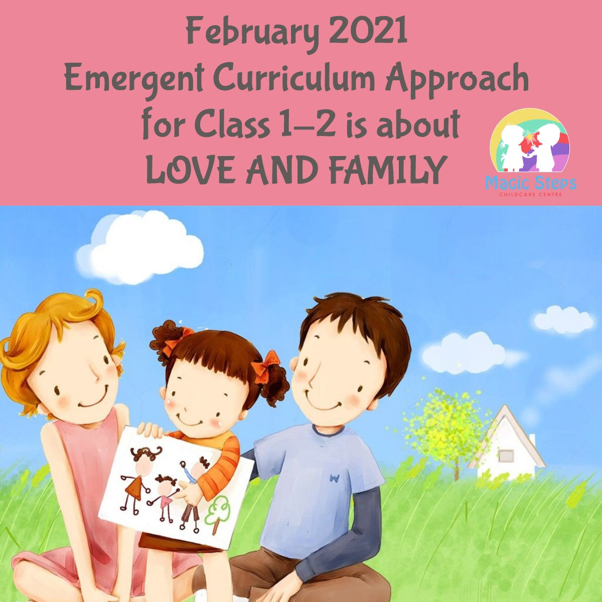 Project Approach February- 1-2 class
