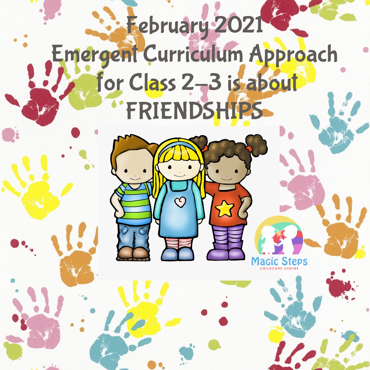 Project Approach February- 2-3 class